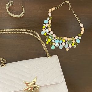 Colorful Pastel Statement Nacklace